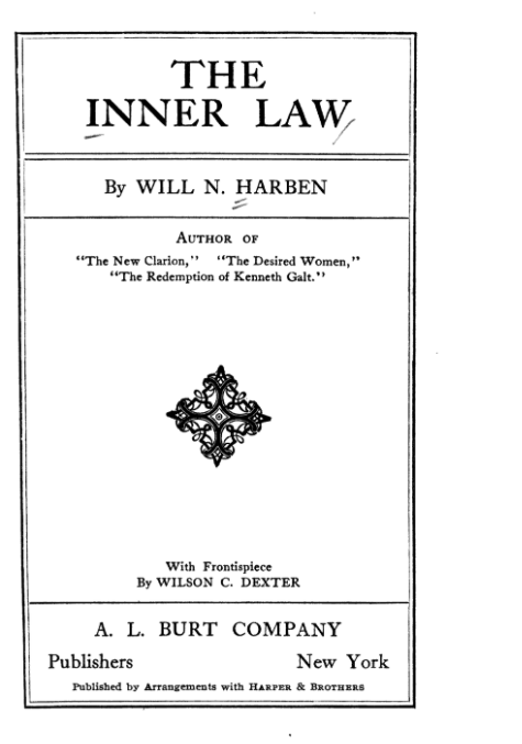The Inner Law